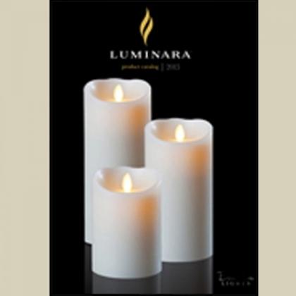 Luminara Outdoor Candles (Set of 3)