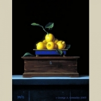 Treasured Lemons by George Gonzalez
