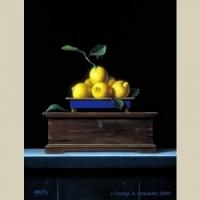 Treasured Lemons by George Gonzalez
