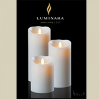 Luminara Outdoor Candles (Set of 3)