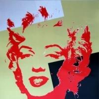 Golden Marilyn #44